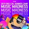 2019 Pas-Cal Summer Camp (MUSIC MADNESS)