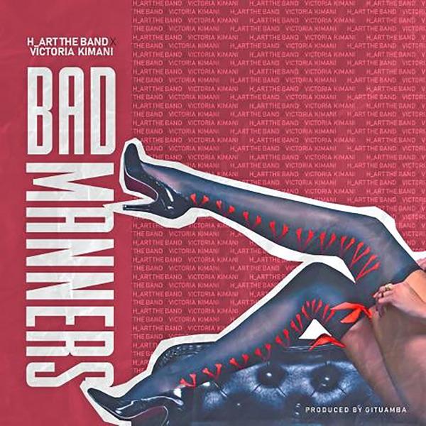 Bad Manners (feat. Victoria Kimani) - Single