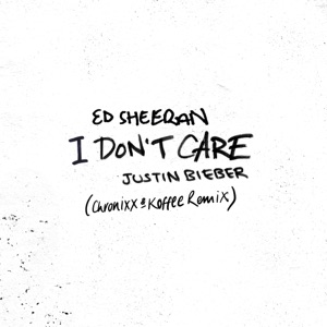 Ed Sheeran & Justin Bieber - I Don't Care (Chronixx & Koffee Remix)
