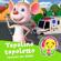 Topolino topoletto - CanzoniPerBimbi Top 100 classifica musicale  Top 100 canzoni per bambini