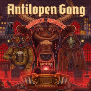 Antilopen Gang - Abbruch, Abbruch