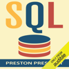 Preston Prescott - SQL for Beginners: Learn the Structured Query Language for the Most Popular Databases including Microsoft SQL Server, MySQL, MariaDB, PostgreSQL, And Oracle (Unabridged)  artwork
