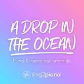 [Download] A Drop in the Ocean (Originally Performed by Ron Pope) [Piano Karaoke Version] MP3