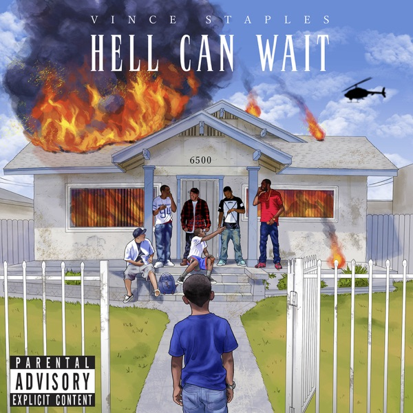 Hell Can Wait - EP