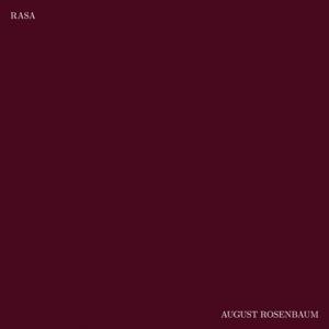 August Rosenbaum - Rasa (Solo Piano) - EP