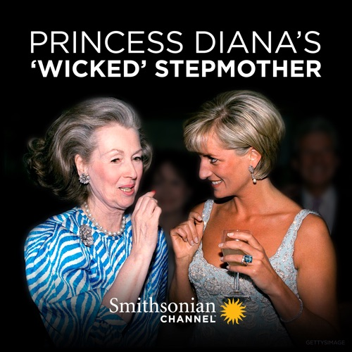 Princess Diana's 'Wicked' Stepmother movie poster