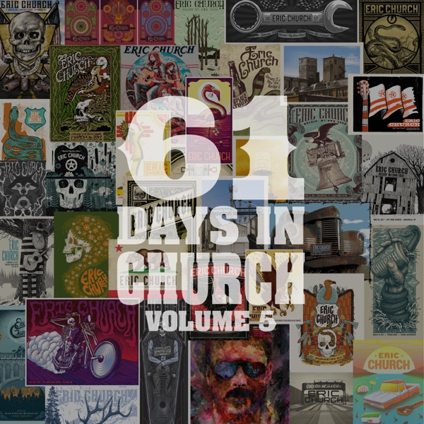 61 Days in Church, Volume. 5