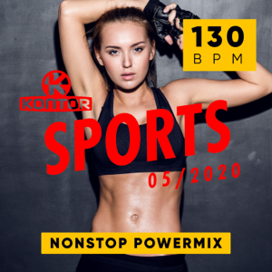 Jerome - Kontor Sports - Nonstop Powermix, 2020.05 (DJ Mix)