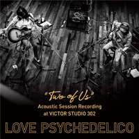 """""""TWO OF US"""" Acoustic Session Recording at VICTOR STUDIO 302 - EP"""