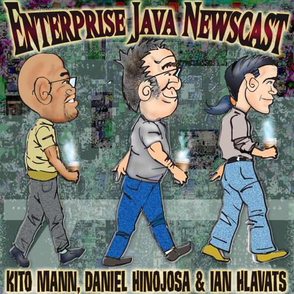 Enterprise Java Newscast – Podcast – Podtail