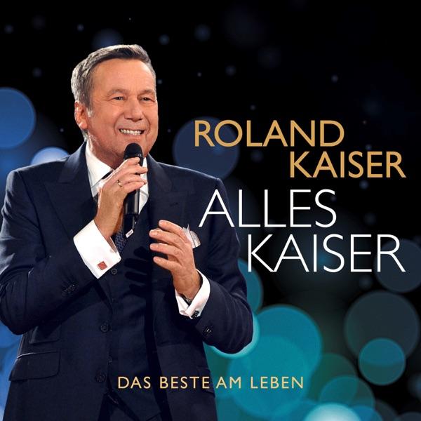 Roland Kaiser mit Lange Schatten