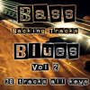 Bass Backing Tracks - Blues Backing Tracks for Bass in all keys Vol 2