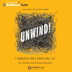 Unwind!: 7 Principles for a Stress-Free Life (Unabridged)