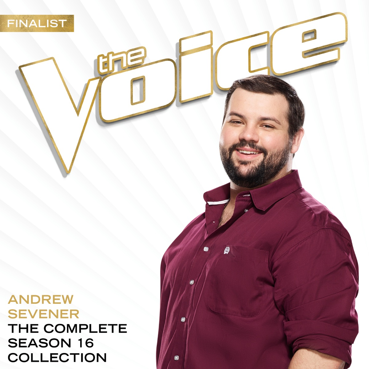 The Season 16 Collection The Voice Performance - EP Andrew Sevener CD cover