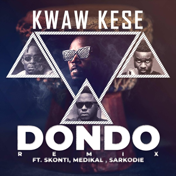 Dondo (feat. Skonti, Medikal & Sarkodie) [Remix] - Single
