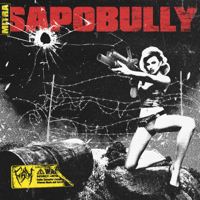 Sapobully & Greg Willen - MITRA artwork