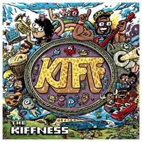 The Kiffness - Pushin' On
