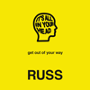 . Russ - IT'S ALL IN YOUR HEAD  artwork