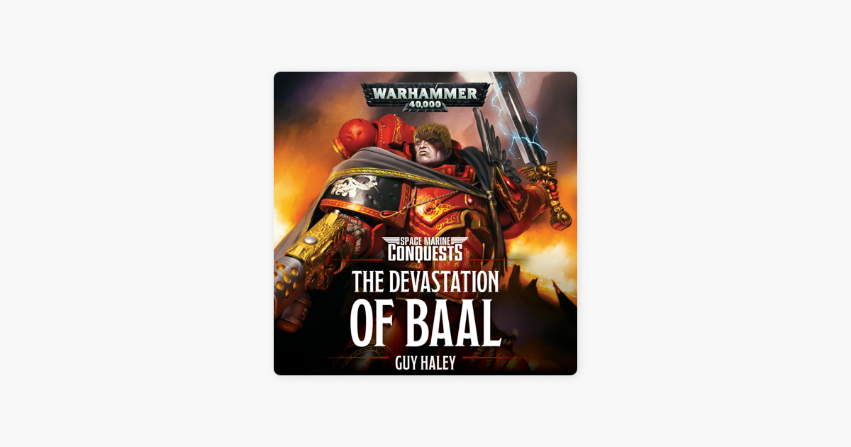 ‎The Devastation of Baal: Warhammer 40,000 (Unabridged)