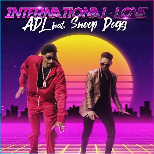 International Love (feat. Snoop Dogg) - Single