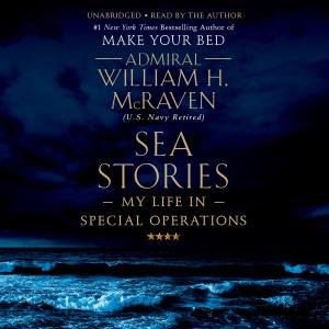 Sea Stories - William H. Mcraven audiobook, mp3