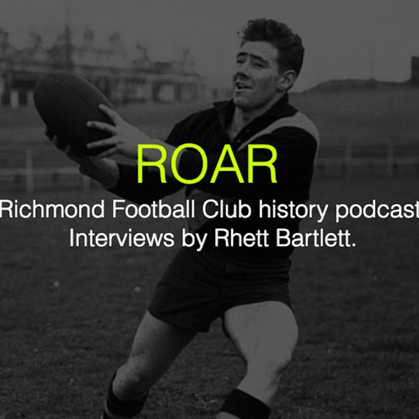 Craig Gislingham – ROAR: Richmond Football Club history – Podcast