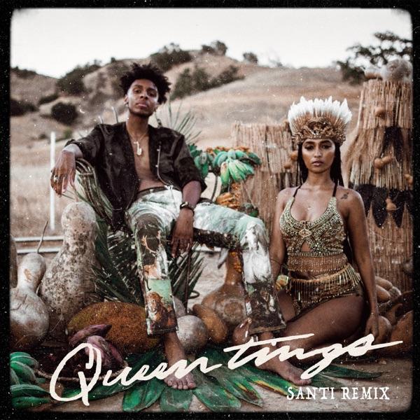 Queen Tings (Santi Remix) [feat. Santi] - Single