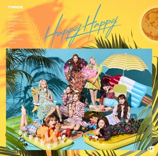 TWICE - HAPPY HAPPY EP m4a Download