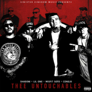 Thee Untouchables - EP - Various Artists - Various Artists