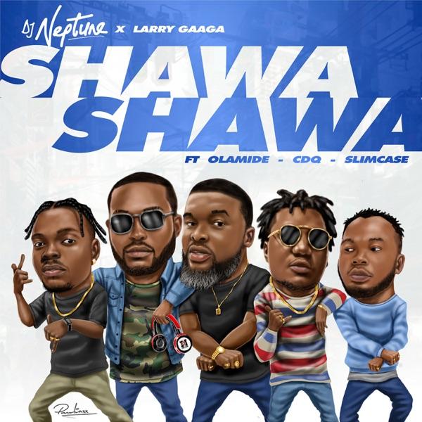 Shawa Shawa (feat. Larry Gaaga, Olamide, CDQ & Slimcase) - Single