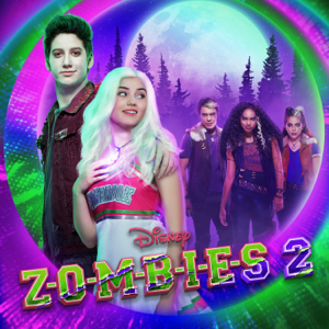 Varios Artistas - ZOMBIES 2 (Original TV Movie Soundtrack)