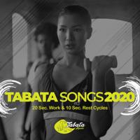 Tabata Music - Tabata Songs 2020: 20 Sec. Work & 10 Sec. Rest Cycles artwork