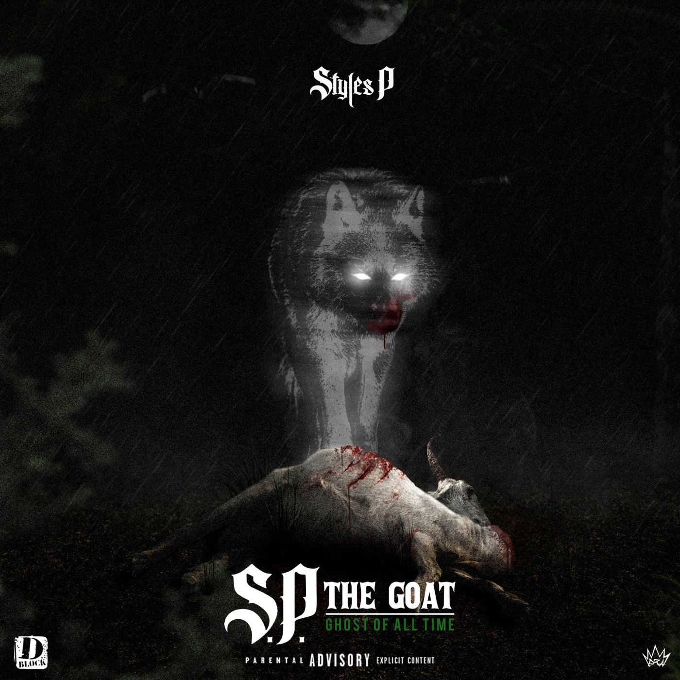 Styles P - S P  The GOAT: Ghost of All Time [iTunes Plus AAC