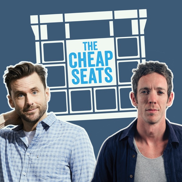 The Cheap Seats Dave and Bobcast Podcast