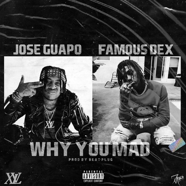 Why You Mad (feat. Famous Dex) - Single