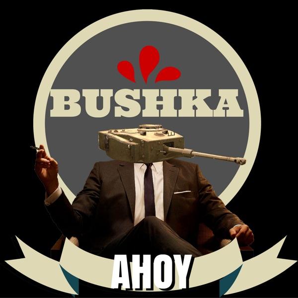 Bushka on Blitz's podcast
