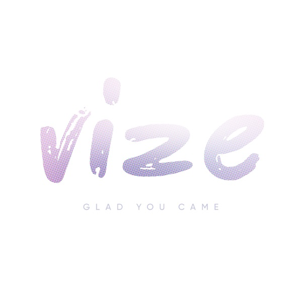 VIZE GLAD YOU CAME