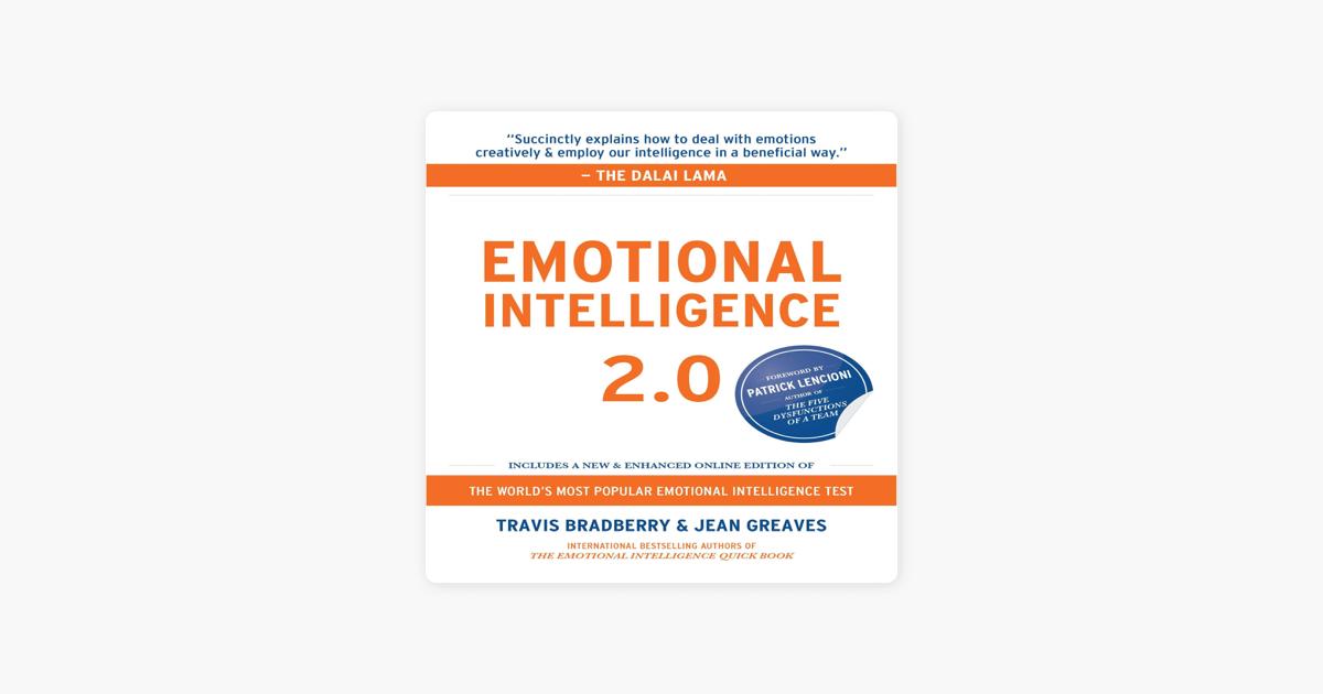 emotional Intelligence 2.0 (unabridged) On Apple Books