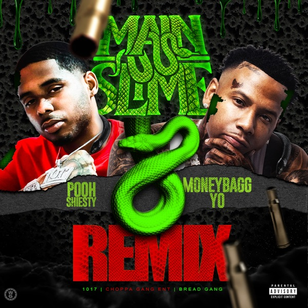 Main Slime (Remix) [feat. Moneybagg Yo & Tay Keith] - Single
