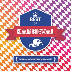 Verschiedene Interpreten - Best Of Karneval - Die erfolgreichsten Faschings-Hits