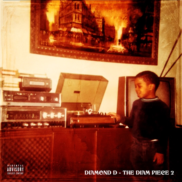 iTunes Artwork for 'The Diam Piece 2 (by Diamond D)'