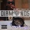 Diamonds feat Project Pat Single