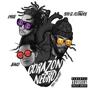 Corazón Negro - Single Mp3 Download