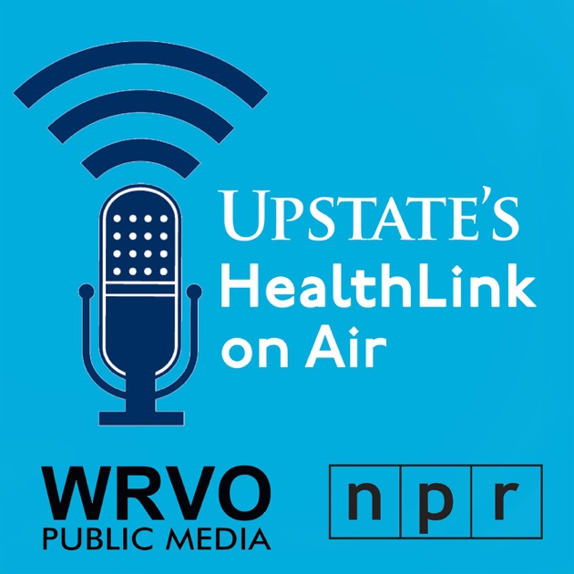 HealthLink On Air by Upstate Medical University on Apple ...