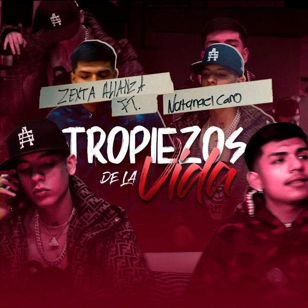 Tropiezos De La Vida (feat. Natanael Cano) - Single