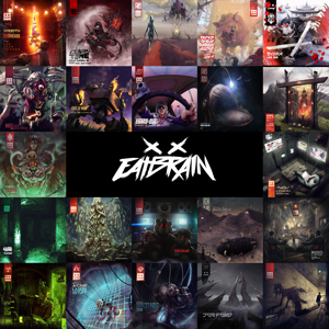 Joe Ford, Clashtone, Teddy Killerz, Agressor Bunx, MNDSCP & Gydra - Eatbrain: 2019 (Compilation)