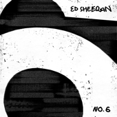 Ed Sheeran - No.6 Collaborations Project  artwork