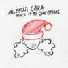 Alessia Cara - Make It to Christmas artwork