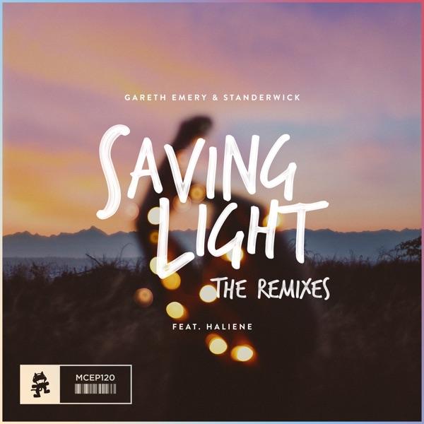 Saving Light (feat. HALIENE) [Nwyr Remix] - Single