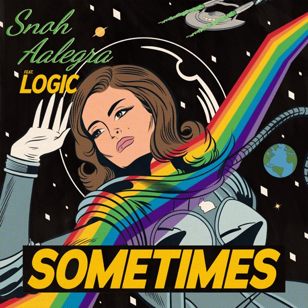 Sometimes (feat. Logic) - Single